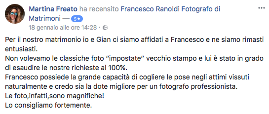 Francesco Ranoldi Photographer - freato