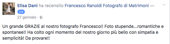 Francesco Ranoldi Photographer - dani