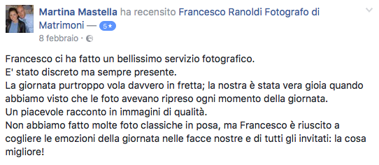 Francesco Ranoldi Photographer - mastella